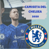 Mira la Primera Camiseta del Chelsea para el 2020