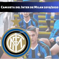 Camiseta del Inter de Milán temporada 2020