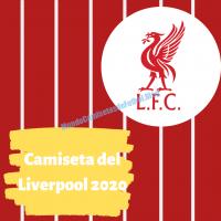 Nueva Camiseta del Liverpool temporada 2020