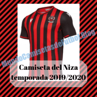 Camiseta del Niza temporada 2019/2020