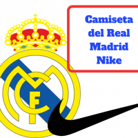 Camiseta del Real Madrid Nike