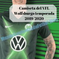 Camiseta del VFL Wolfsburgo temporada 2019/2020