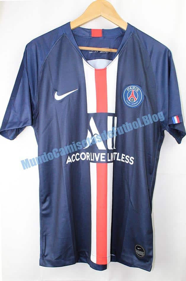 Camiseta local del PSG 1 Equipacion 2020