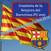 Camiseta de la Senyera del Barcelona FC 2020