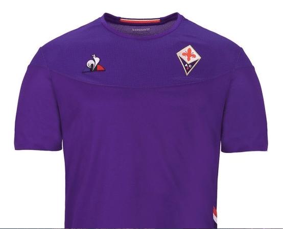 Camiseta de la Fiorentina 2019/2020