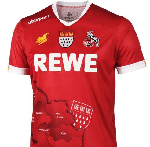 Camiseta del FC Köln de la Bundesliga