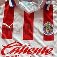Camiseta de Local del Chivas 2020-2021