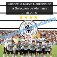 Conoce la Nueva Camiseta de la Selección de Alemania 2019-2020