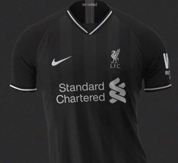 Camisetas del Liverpool 2020/2021