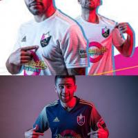 Nuevas Camisetas de Carolina del Norte FC 2020