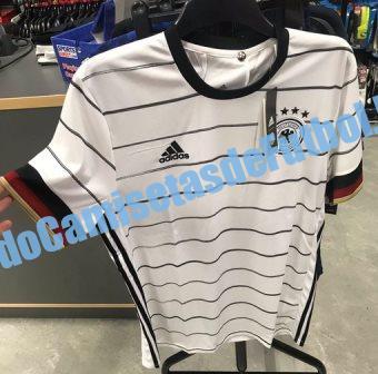 camiseta alemania 2020