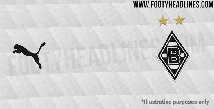 Camiseta de local del Borussia Mönchengadladbach 2020-2021