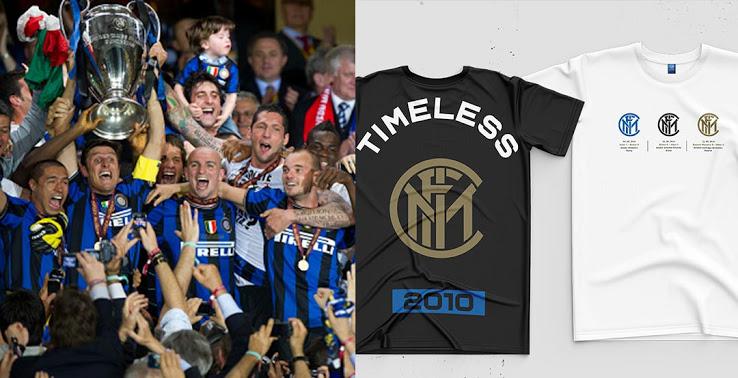 El Inter De Milán Atemporal De La Colección 2010, Publicado