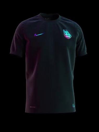 Espectacular Tercera camiseta de Inglaterra 2021