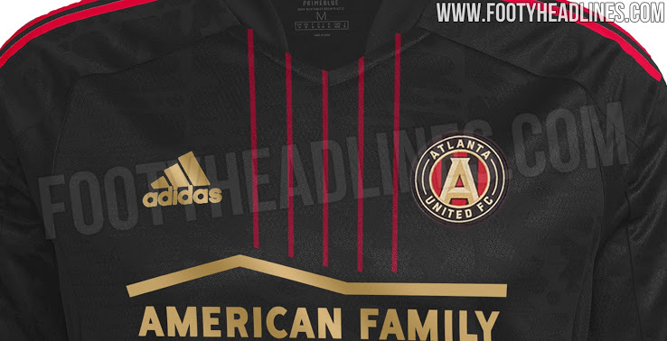 Camiseta de Local del Atlanta United 2021