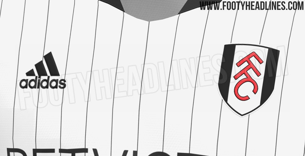 Camiseta de Local del Fulham 2021-2022