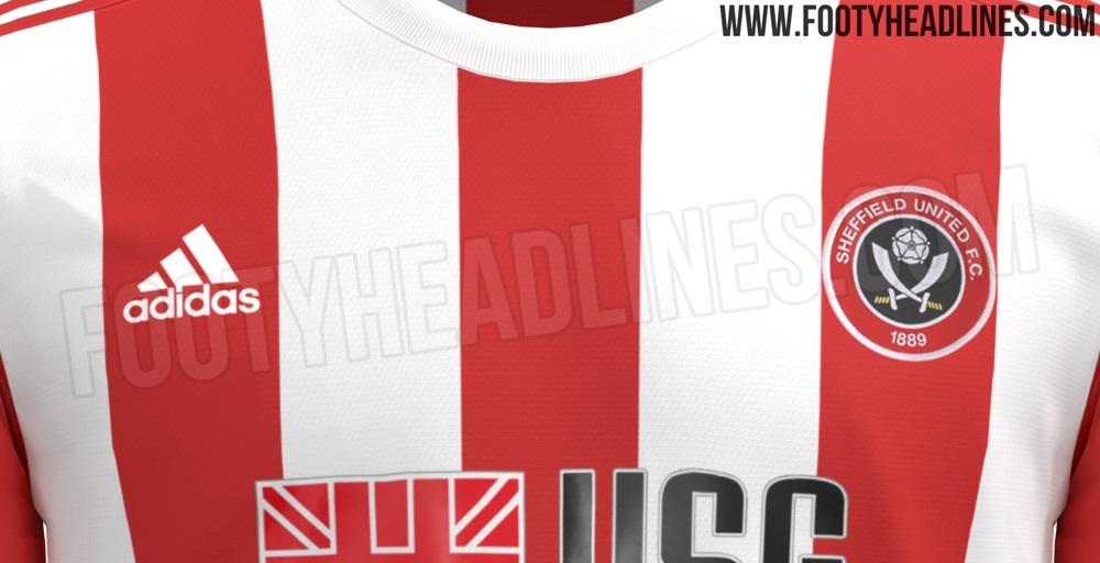 Camiseta de Local del Sheffield United 2021-2022