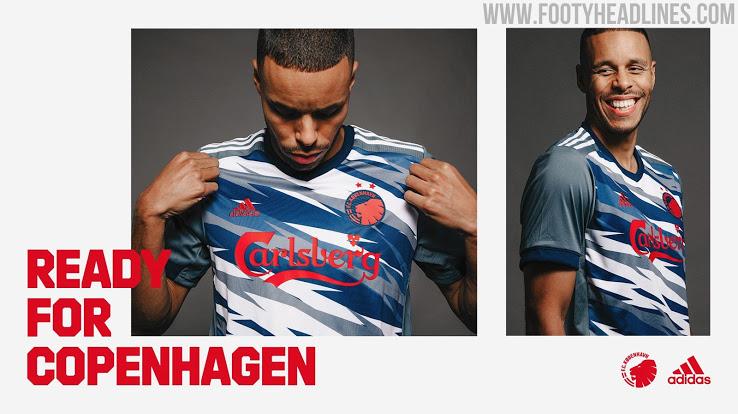Tercera Camiseta del FC Copenhagen 2020-2021