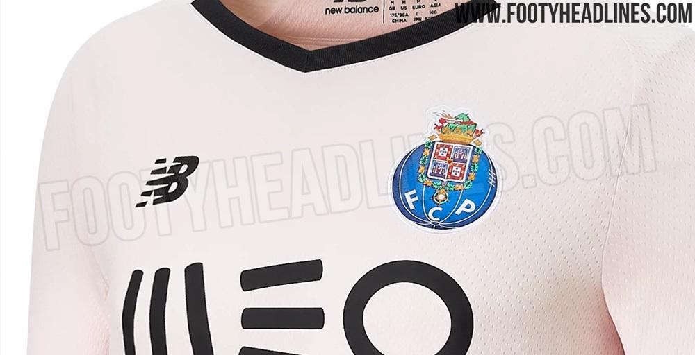 Tercera Camiseta del Porto FC 2021-2022