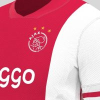 Camiseta de local del Ajax 2020-2021