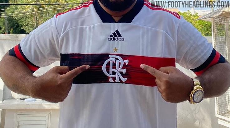 Camiseta de visitante del Flamengo 2020-2021