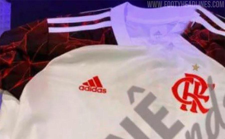 Camiseta de Visitante Flamengo 2021-2022