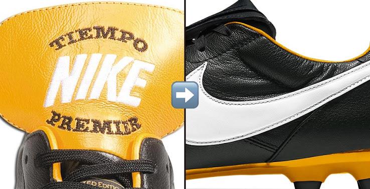 Impresionante Tiempo Premier 94 Inspirado Nike Premier II Botas de Filtrado