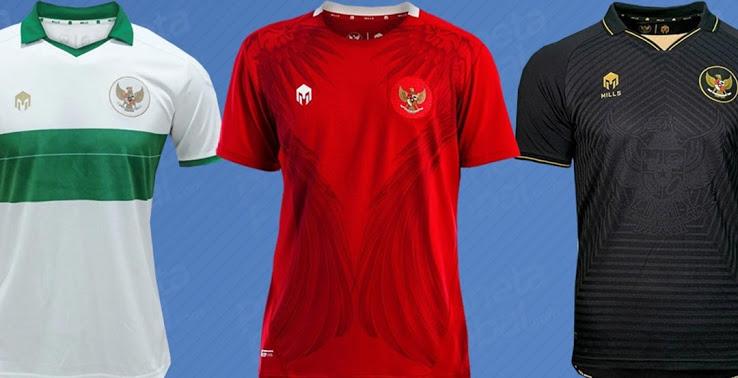 Tercera Camiseta de Indonesia 2020-2021