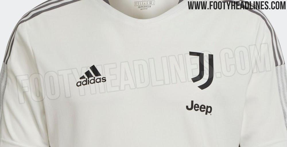 Camiseta de Entrenamiento de la Juventus 2021-2022