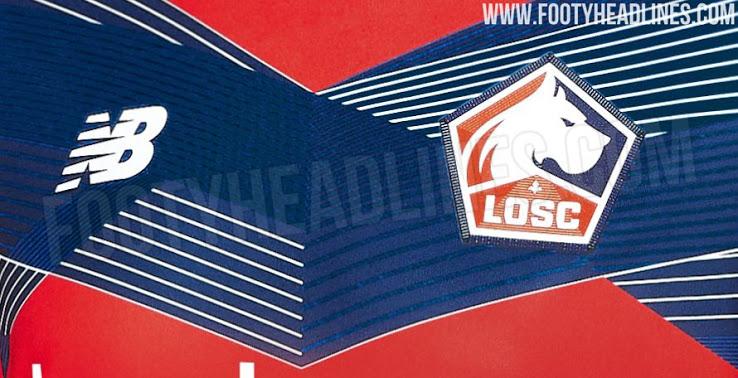 Camiseta de Local del Lille 2020-2021