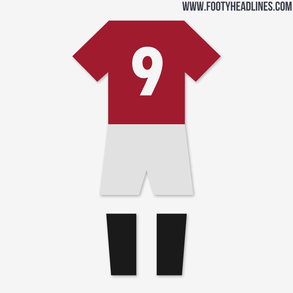 Camiseta de Local del Manchester United 2021-2022