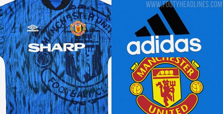 Tercera Camiseta del Manchester United 2021-2022
