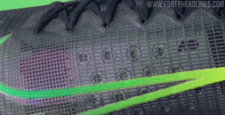Botas Next-Gen Nike Mercurial 2021 'Blackpack'