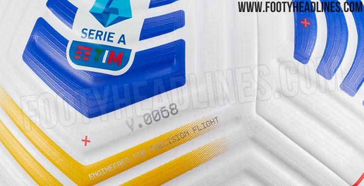 Balón de la Serie A Nike Aerowsculpt 2020-2021