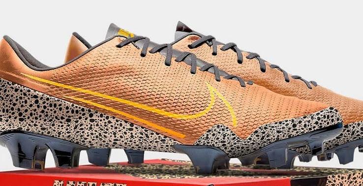 Botas Nike Mercurial Vapor TC Safari