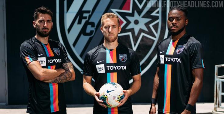 Tercera Camiseta del San Antonio FC 2021-2022
