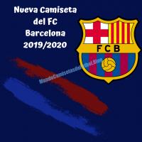 Nueva Camiseta de Entrenamiento del FC Barcelona 2020