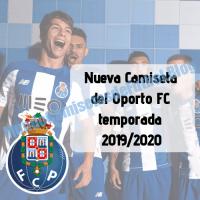Conoce la Nueva Camiseta del Oporto FC temporada 2019/2020