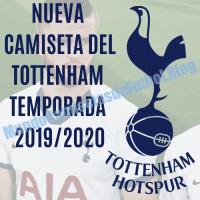 Nueva Camiseta del Tottenham temporada 2019/2020
