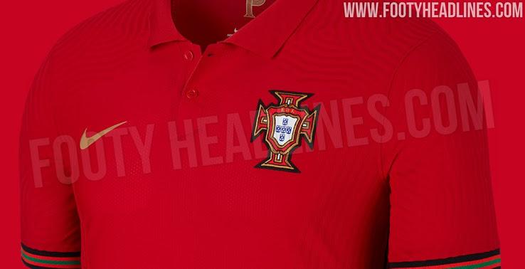 Camiseta Portugal 2020