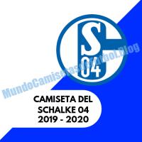 Camiseta del Schalke 04 para la Temporada 2019 – 2020