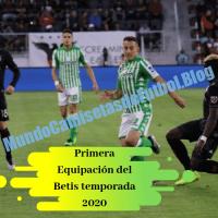 Primera Equipación del Betis temporada 2020