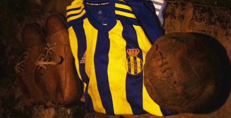 Camiseta aniversario de 94 años del Real Oviedo 2020