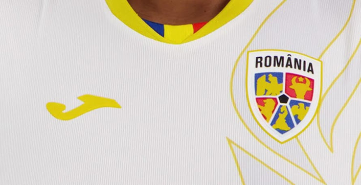 Camiseta de Rumania para los Juegos Olímpicos 2021