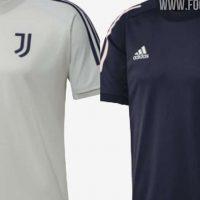 Camiseta de entrenamiento de Juventus 2020-2021