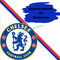 Segunda Camiseta del Chelsea temporada 2020