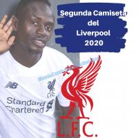 Segunda Camiseta del Liverpool 2019/2020