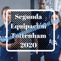Segunda Equipación Tottenham 2020