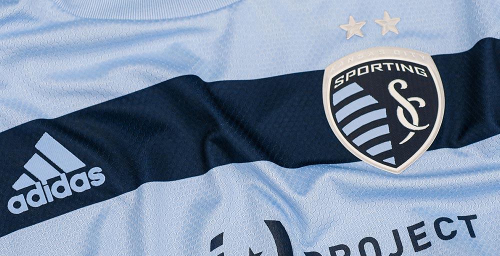 Camiseta de Local del Sporting KC 2021