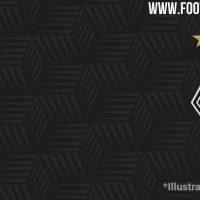 Camiseta de visitante del Burssia Mönchengladbach Gladbach 2020-2021